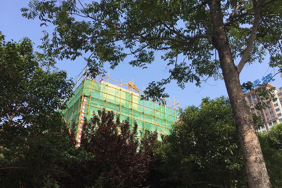 二期楼栋施工图(2017.7