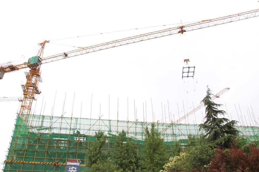 项目在建进度(2017-6-15)