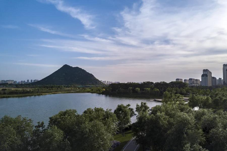 配套华山湖