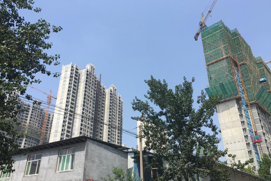 在建进度(2017-7-10)